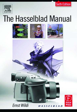 The Hasselblad Manual, 6th Edition