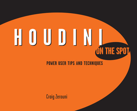 Houdini On the Spot