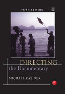 Cover of Directing the Documentary, 5th Edition