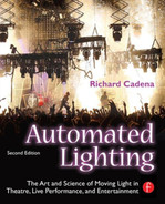 Cover of Automated Lighting, 2nd Edition