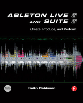 Ableton Live 8 and Suite 8