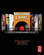 Cover of Record Label Marketing, 2nd Edition