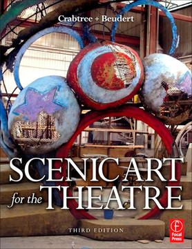 Scenic Art for the Theatre, 3rd Edition