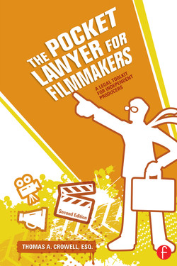 The Pocket Lawyer for Filmmakers, 2nd Edition