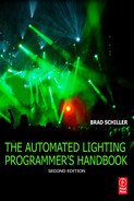 Cover of The Automated Lighting Programmer's Handbook, 2nd Edition