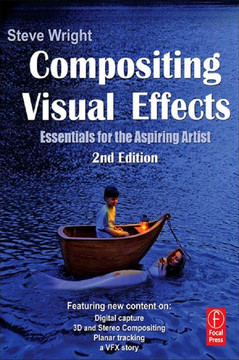 Compositing Visual Effects, 2nd Edition