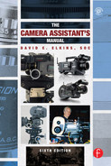 Cover of The Camera Assistant's Manual, 6th Edition