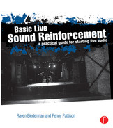 Cover of Basic Live Sound Reinforcement
