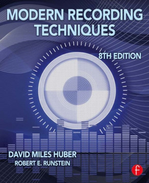 Modern Recording Techniques, 8th Edition