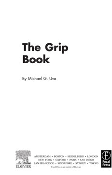 The Grip Book, 3rd Edition
