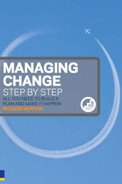 Cover of Managing Change Step By Step