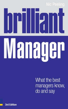 Brilliant Manager, 3rd Edition