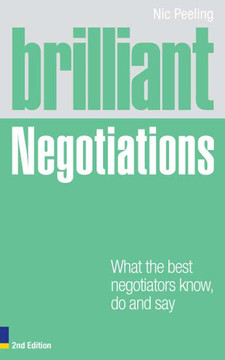 Brilliant Negotiations 2e, 2nd Edition