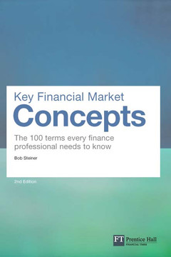 Key Financial Market Concepts, 2nd Edition