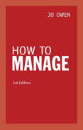 Cover of How to Manage, 3rd Edition