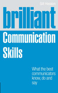 Cover of Brilliant Communication Skills
