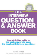 Cover of The Interview Question & Answer Book