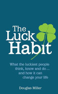 Cover of The Luck Habit