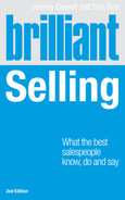 Cover of Brilliant Selling, 2nd Edition