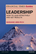 Cover of The Financial Times Guide to Leadership