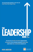 Cover of The Leadership Book, 2nd Edition