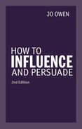 Cover of How to Influence and Persuade 2nd edn, 2nd Edition