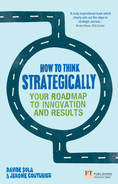 Cover of How to Think Strategically
