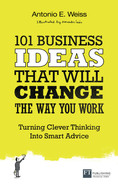 Cover of 101 Business Ideas That Will Change the Way You Work