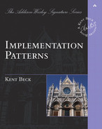 Cover of Implementation Patterns