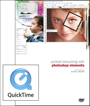 Photo Retouching with Photoshop Elements, Online Video