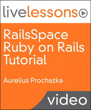 RailsSpace Ruby on Rails Tutorial
