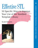 Cover of Effective STL