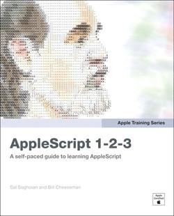 Apple Pro Training Series: AppleScript 1-2-3