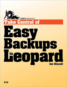 Take Control of Easy Backups in Leopard