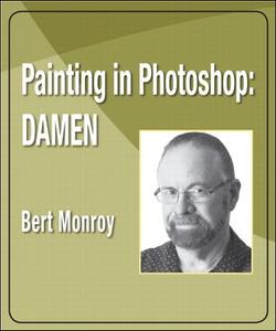 Painting in Photoshop: Damen