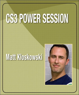 CS3 Power Session