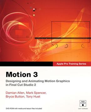 Apple Pro Training Series Motion 3