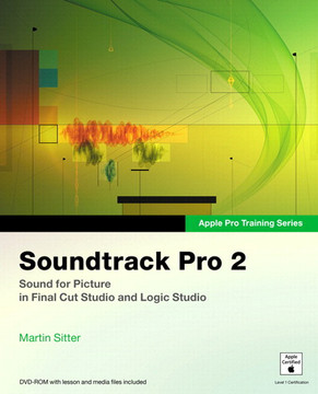 Apple Pro Training Series Soundtrack Pro 2