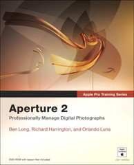 Apple Pro Training Series Aperture 2