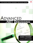 Cover of Advanced .NET Debugging