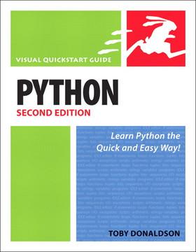 Python: Visual QuickStart Guide, Second Edition