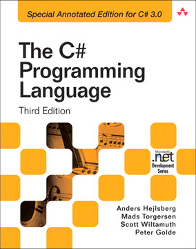 The C# Programming Language, Third Edition