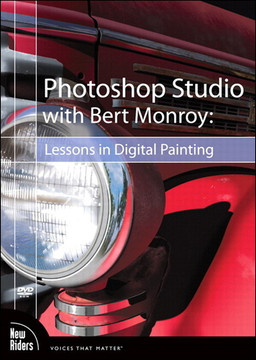 Photoshop Studio with Bert Monroy: Lessons in Digital Painting