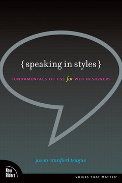 Speaking in Styles: Fundamentals of CSS