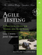 Cover of Agile Testing: A Practical Guide for Testers and Agile Teams