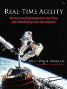 Cover of Real-Time Agility: The Harmony/ESW Method for Real-Time and Embedded Systems Development
