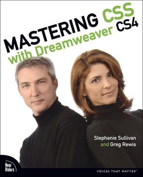 Mastering CSS with Dreamweaver CS4