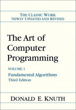 Art of Computer Programming, The: Volume 1: Fundamental Algorithms