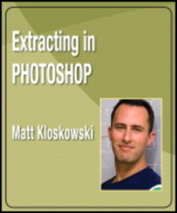 Extracting in Photoshop