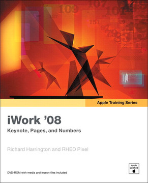 Apple Training Series: iWork '08